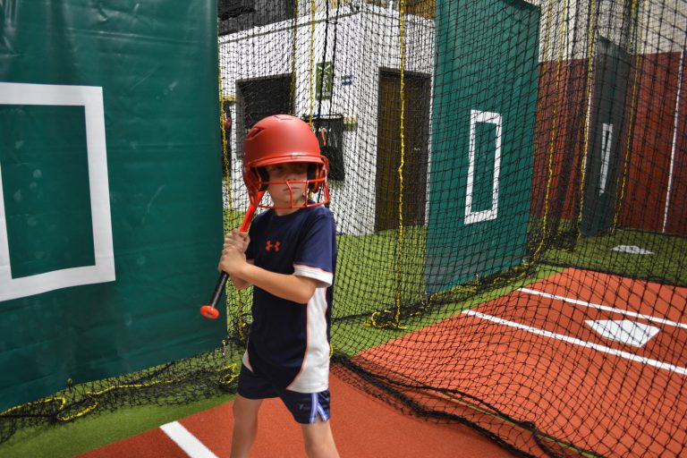 Batting Cages in Norman Oklahoma