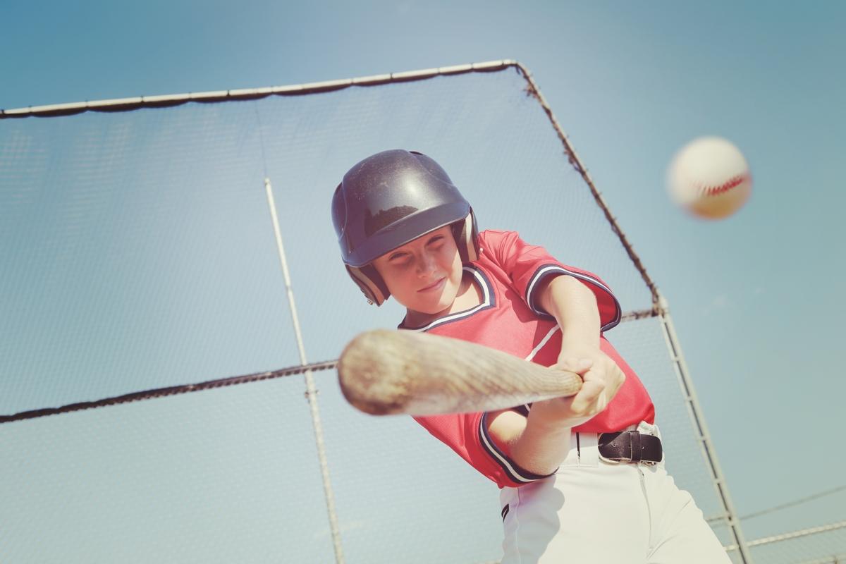 Baseball and Softball Batting facility